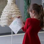 Baby Dior تشرك الأطفال في عالمها الإبداعي: شاهدي الصور والفيديو