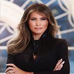 ميلانيا ترامب بفستان قصير في السعودية تثير استفزاز السعوديين