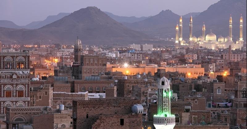 اليمن 2020 سكان عدد