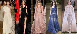 اخترنا لك أجمل 20 فستاناً من أسبوع الموضة الباريسي