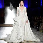 للعروس: اخترنا لكِ أجمل فساتين زفاف أسبوع باريس للهوت كوتور