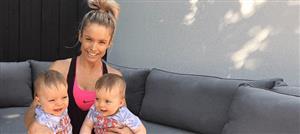كيف حصلت هذه السيدة على الجسم المثالي بعد 8 أشهر من الولادة؟