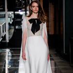 اللون الأسود مفاجأة أسبوع الموضة العرائسي لربيع 2018