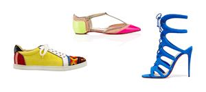 احتفلي بأناقتك هذا الصيف بأحذية استثنائية من كريستيان لوبوتان!