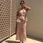 المصمّمة دينا خليفة: المرأة العربيّة معروفة بأناقتها وهي من أجمل النساء