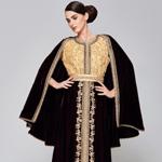 المصممة ليلى عمراوي لنواعم: القفطان يمنح المرأة شعوراً ملكياً