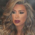 هالة عجم تكشف أسرار مكياج مايا دياب في ألبوم #MyMaya