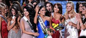 خطأٌ كارثي في ملكة جمال الكون والتاج من كولومبيا إلى الفليبين