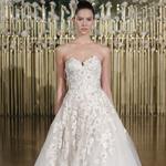 تصاميم خياليّة في أسبوع الموضة النيويوركي لفساتين زفاف 2018