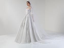 فساتين-زفاف-باسيل-سودا-لعروس-قويّة-وحالمة