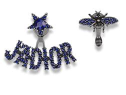 لن ينافسك أحد على الرقيّ والشياكة مع هذه المجوهرات من ديور