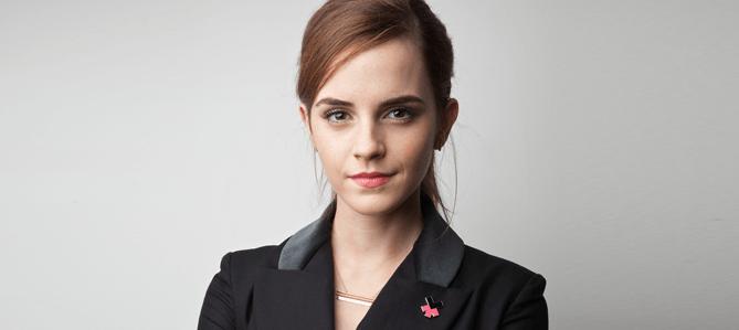 سفيرة الأمم المتحدة للمرأة إيما واتسون تطلق مبادرة HeForShe
