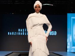 إن فاتتك أروع التصاميم من أسبوع دبي لأزياء المحجبات... فستجدينها هنا