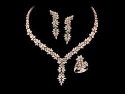 للعروس: مجوهرات تزيد فتنتك في يوم زفافك