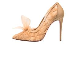 تعرّفي إلى أحذية كريستيان لوبوتان الجديدة بأقمشة الهوت كوتور