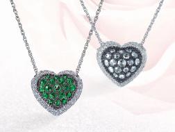 قلوب وورد وألوان.. مجوهراتك تعبّر عنك في يوم الحب