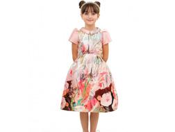 أزياء لفتيات يهوين رقص الباليه وزينة الزهور المتميّزة