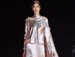ستيفان رولاند يمنح الرقي والدراما في تشكيلته من ملابس الهوت كوتور!