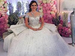 زفاف أسطوري جديد لنجل أهم ملياردير أرميني