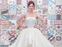 إليكِ أجمل فساتين الزفاف الملكية لعروس هذا الموسم