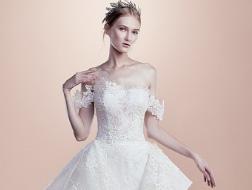 أجمل فساتين الزفاف الرومانسية لعروس عام 2018