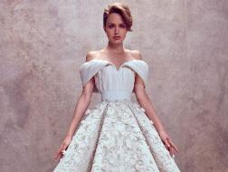 اخترنا لكِ فساتين زفاف بتفاصيل كلاسيكية وتصاميم مبتكرة