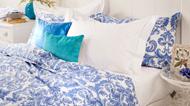 للعروس: اجعلي أغطية السرير تتكلم عنك