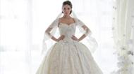 فساتين زفاف زياد نكد تجمع البساطة والتفاصيل المتكلفة