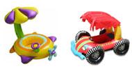 ألعاب الماء لطفلك: لمزيد من المتعة والفرح